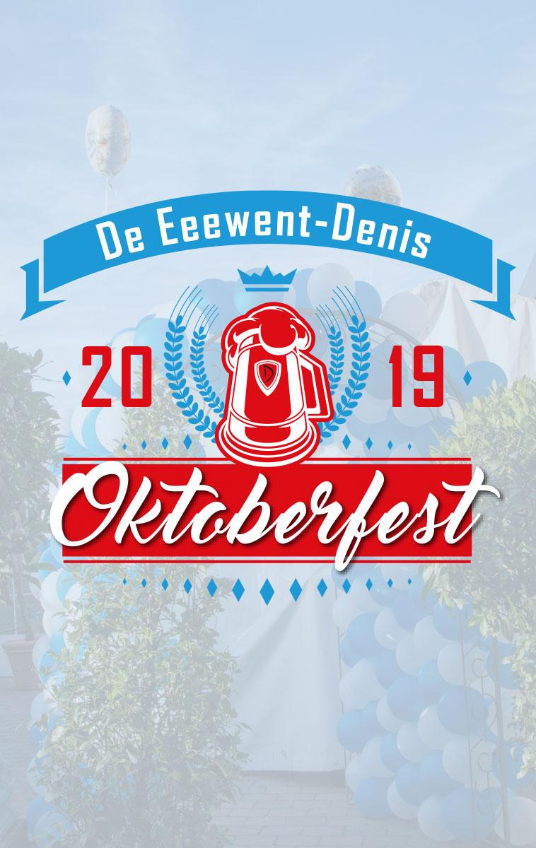 De Eeewent-Denis - Oktoberfest 2019